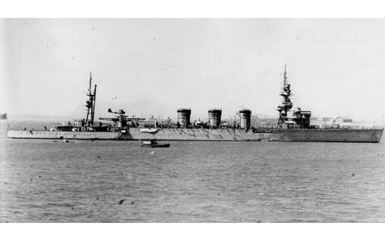 軽巡洋艦の画像 p1_15